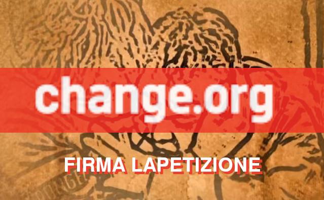 Petizione su Ghange.org